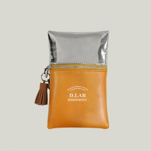 D.LAB Jelly pouch - Yellow - 디랩 D.LAB