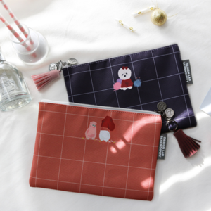 D.LAB NY Pouch Christmas ver.2 - 디랩 D.LAB