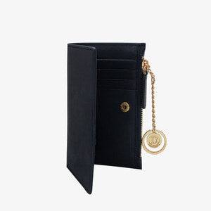 D.LAB Coin card wallet - Navy - 디랩 D.LAB