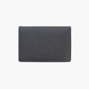 D.LAB Basic Leather Namecard wallet - Gray - 디랩 D.LAB